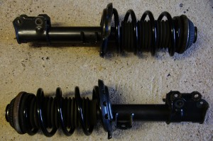 Original Front Springs and Dampers