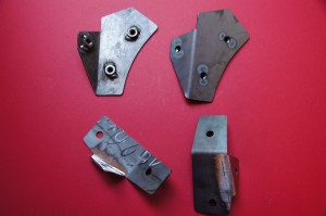 Roll Cage Mounting Brackets