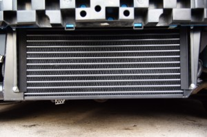 Intercooler Air Guide Blades
