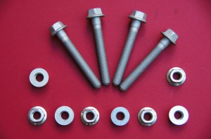 Wishbone Retaining Bolts