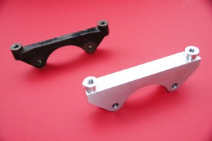 Brake Caliper Mounting Brackets