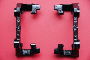 Rear Caliper Mounting Brackets