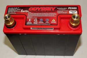 Odyssey PC680 Motorsport Battery