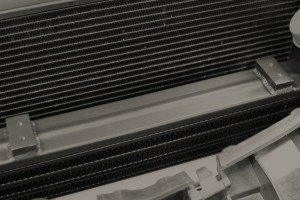 Bosses added to Intercooler