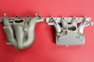 OE Manifold and High Flow Inlet Manifolds