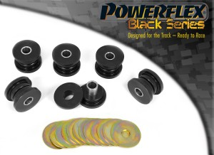 Black Polyurethane Engine Bed Bushes