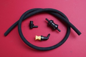 Brake Servo Vacuum Hose and Fittings